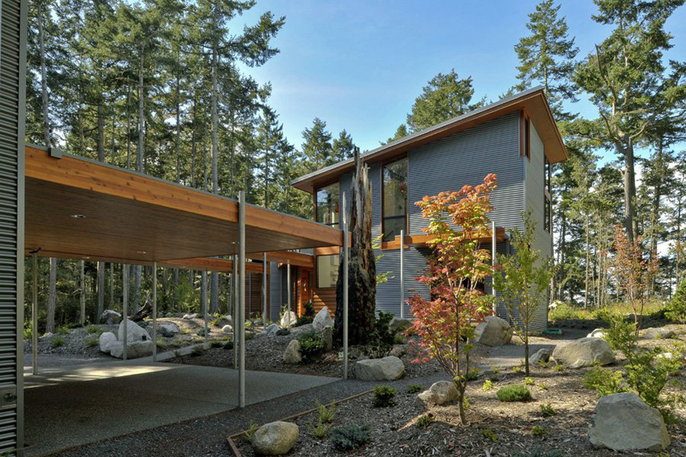 Cawah Homes Modern Dream House Design In The Natural