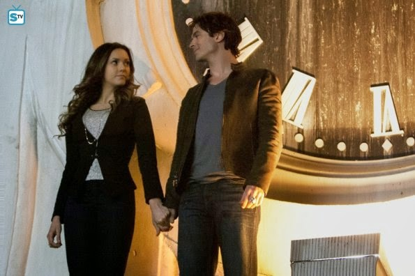 The Vampire Diaries - I'd Leave My Happy Home for You - Review