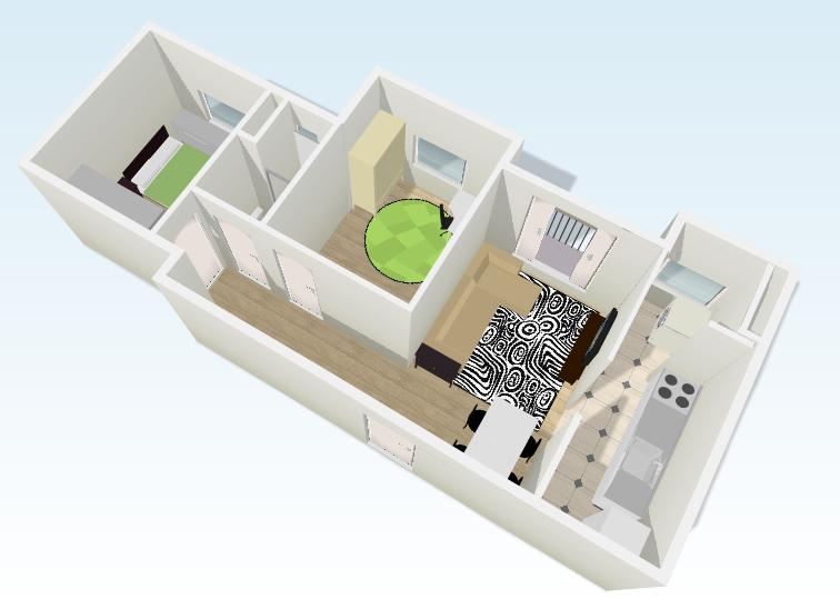 Fazer plantas de casas online em 3d gratis for Casa online