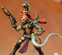 Warhammer 40000 Bruja de los Eldar Oscuros