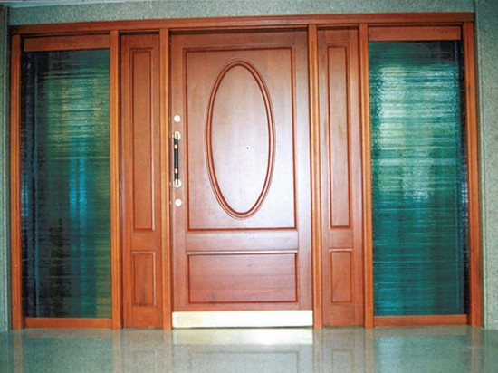 New home designs latest latest doors designs photos for Latest main door