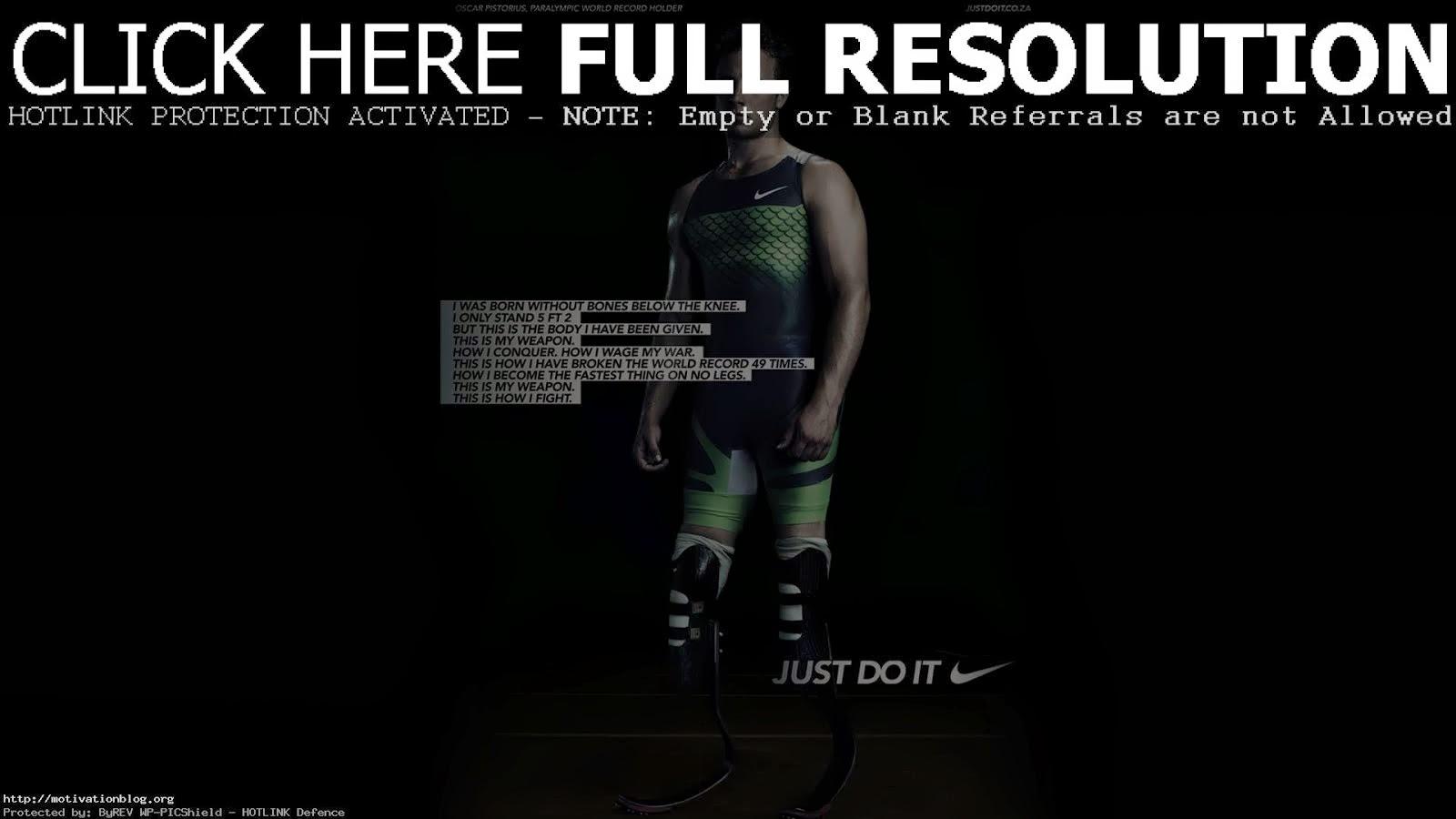 Nike Motivation Wallpaper Blog Quotes