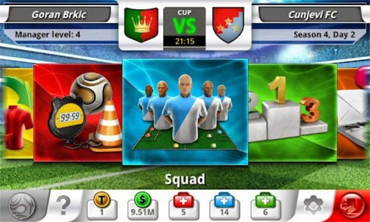Top Eleven لعبة تدريب كرة القدم Football Manager