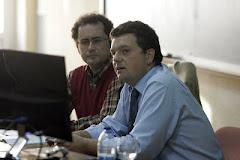 En clase de Derecho con el Director de El Día de Córdoba