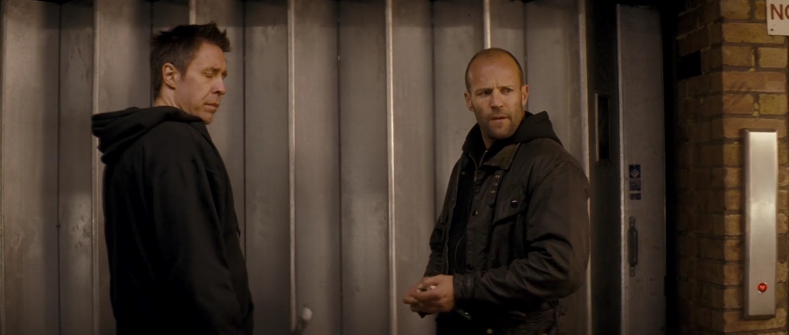 Jason Statham, Aidan Gillen And Paddy Considine In Blitz Movie 2011