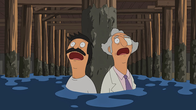 Like all other viewers of Game of Thrones, Bob and Mr. Fischoeder experience excruciating pain while having to remember all those boring scenes of Ramsey torturing Theon.