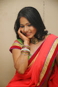 Mithra half saree photo shoot-thumbnail-1
