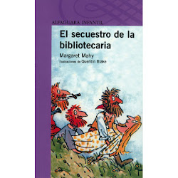 EL SECUESTRO DE LA BIBLIOTECARIA- MARGARET MAHY