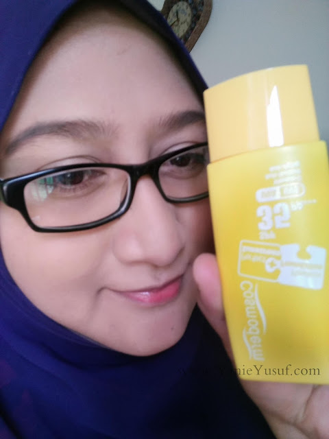 Perfect Sunscreen,  Flawless Foundation Cosmoderm, Perfect Sunscreen dan Flawless Foundation Cosmoderm