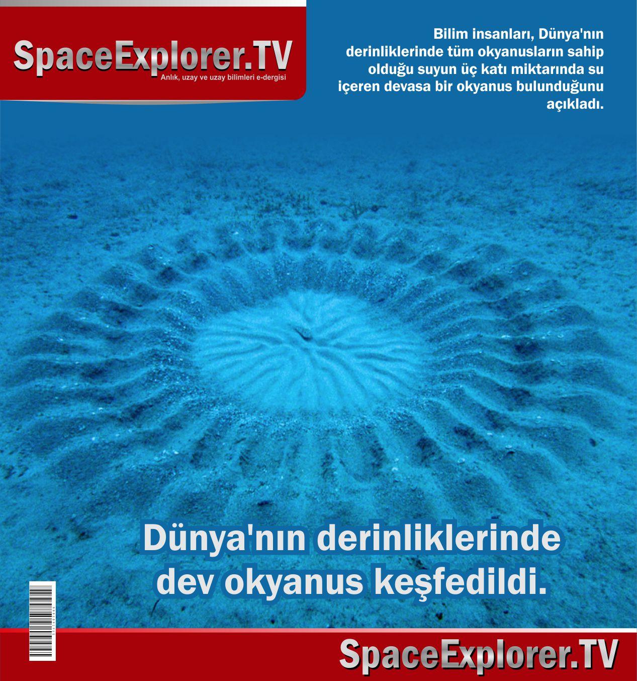 Okyanuslar, Depremler, Science dergisi, Sismik dalgalar, Dünyadaki su nasıl oluştu,