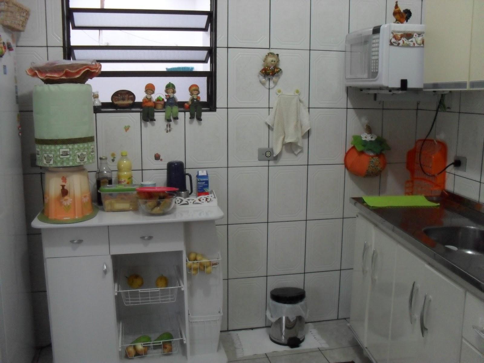 Coisinhas da Shirley Um pouco da minha casinha # Kit Cozinha Simples
