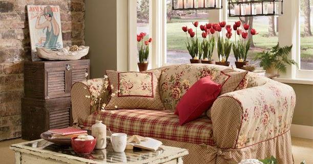 Salones shabby chic ideas para decorar dise ar y mejorar tu casa - Decorar estilo shabby chic ...