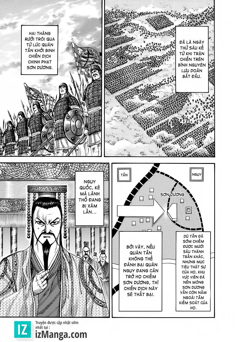 Kingdom – Vương Giả Thiên Hạ (Tổng Hợp) chap 224 page 11 - IZTruyenTranh.com