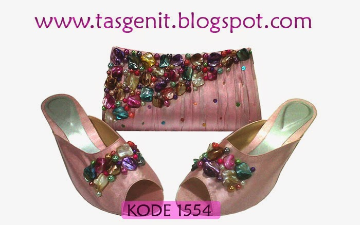 clutch bag and shoes, pink shoes, dompet pink, clutch pink, tas payet