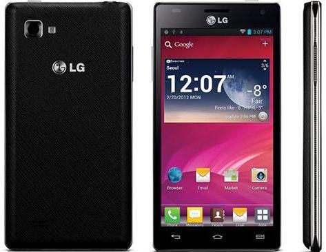 Spesifikasi Harga LG Optimus 4X HD P880 | HP Terbaru 2012