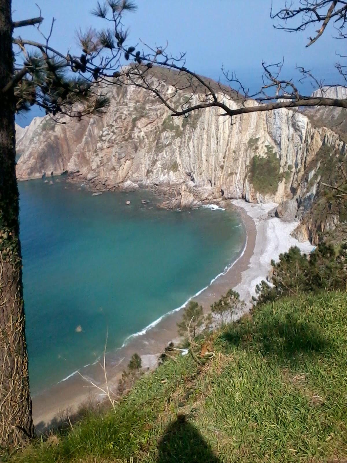 playa silencio asturias cudillero beach spain