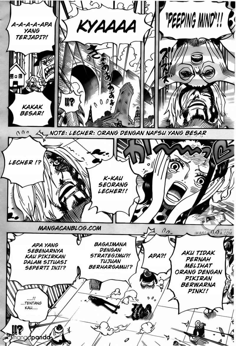 Komik one piece 712 - violet 713 Indonesia one piece 712 - violet Terbaru 6|Baca Manga Komik Indonesia|Mangacan