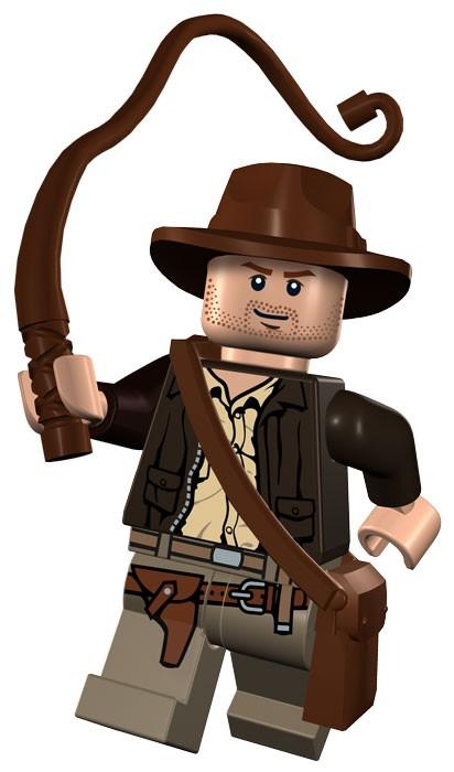 Lego Indiana Jones - Videojuegos