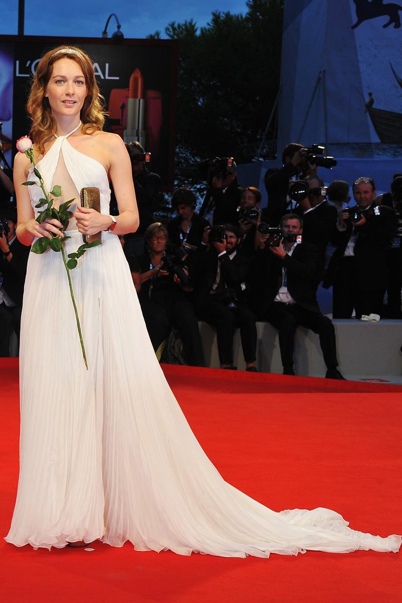 Cristina Capotondi  Na Yeon Choi Dress