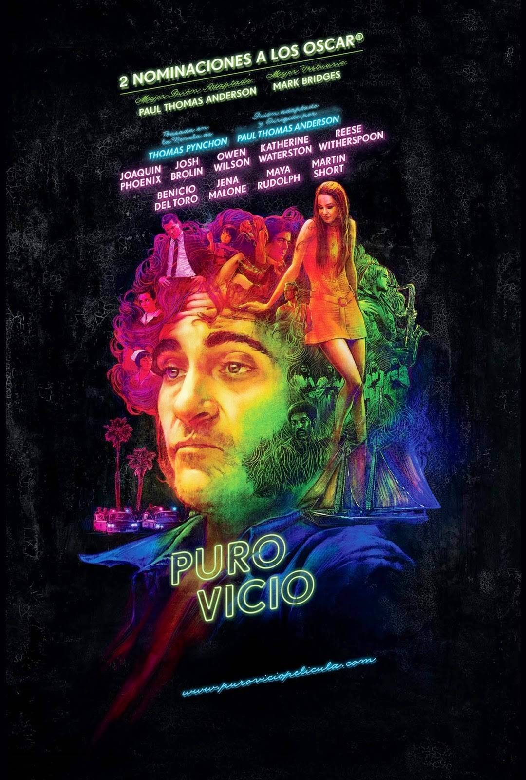 Puro Vicio (Inherent Vice) (2015)