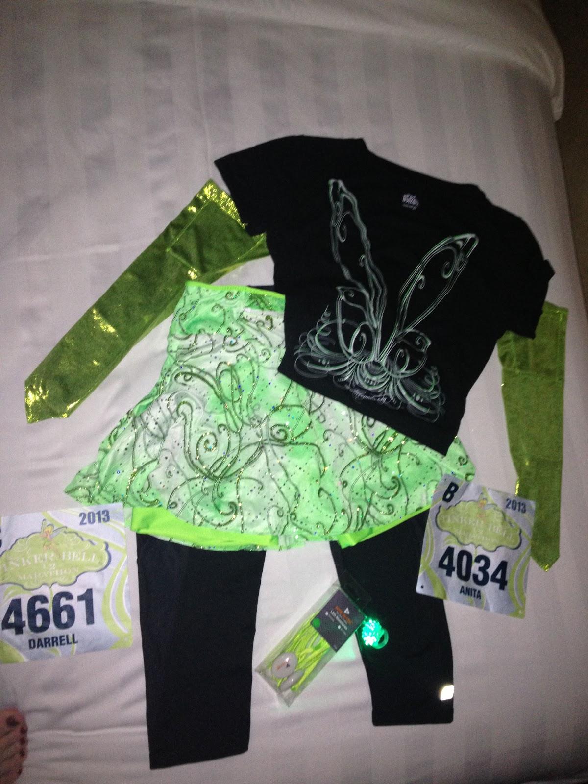 Run Disney Tinkerbell Half Marathon & Former Couch Addict: January 2013