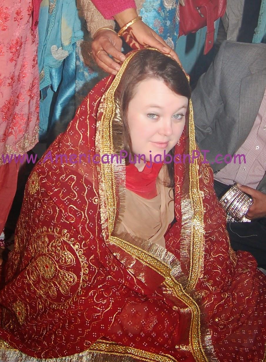 gori punjabi wedding