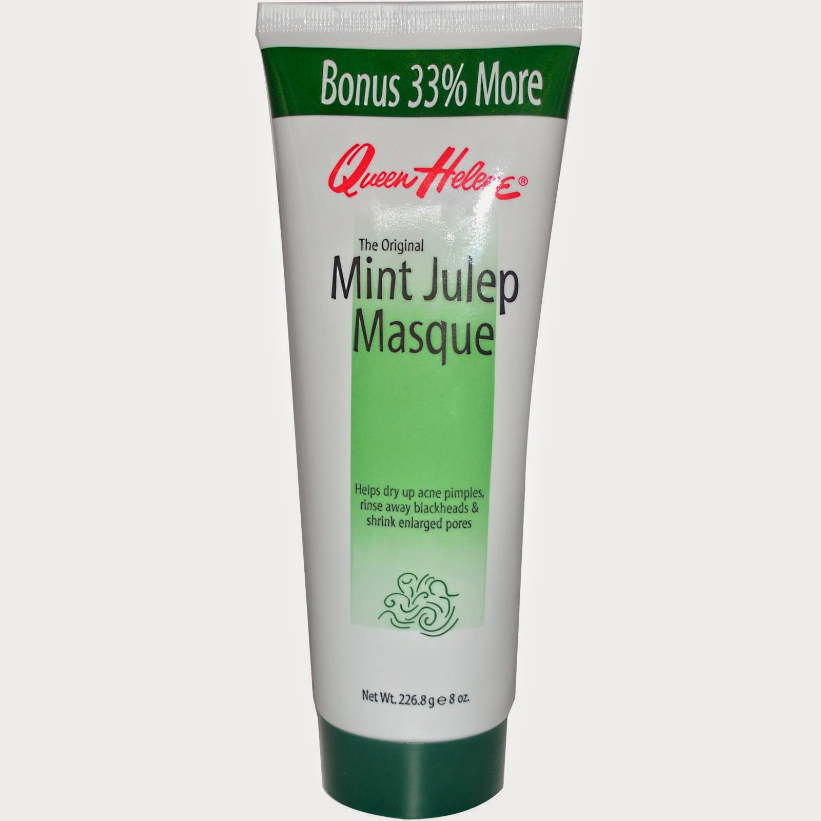 ♥ Ready Stock ♥ Queen Helene Mint Julep Masque 226.8g