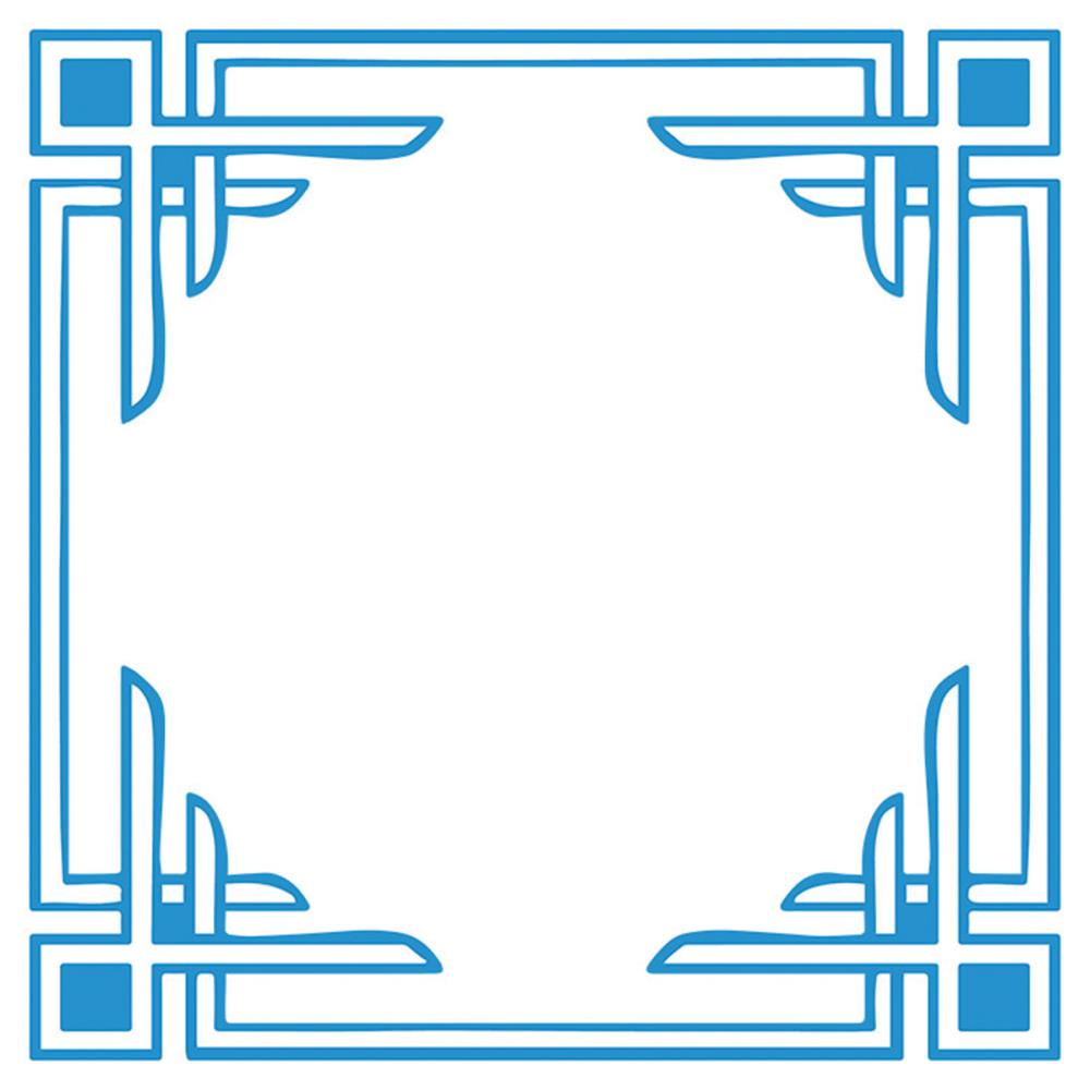Embossalicious Embossing Folders 8X8-Celtic Frame crafters companion ...