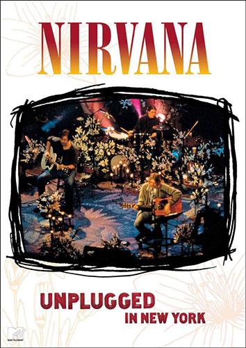 Mtv unplugged dvd nirvana