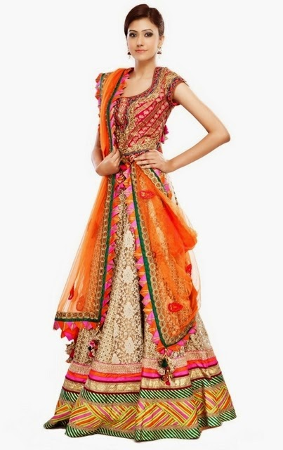 Rimple & Harpreet Bridal Anarkali Suits