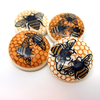 Bee Pendants