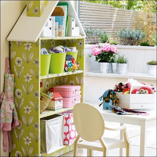Элементы декора для детской мебели