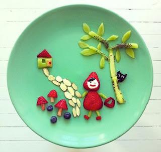 Ideas para Desayunos Infantiles, Alimentación Sana y Divertida, II Parte
