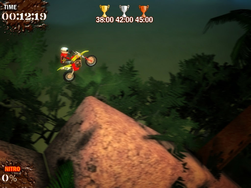 Download Game Super Motocross Deluxe