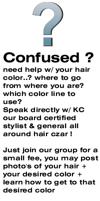 Need Help w/ Your Hair Color?