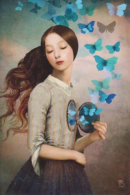 Volo di farfalle....