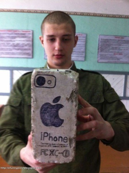 iPhone Level in Europe