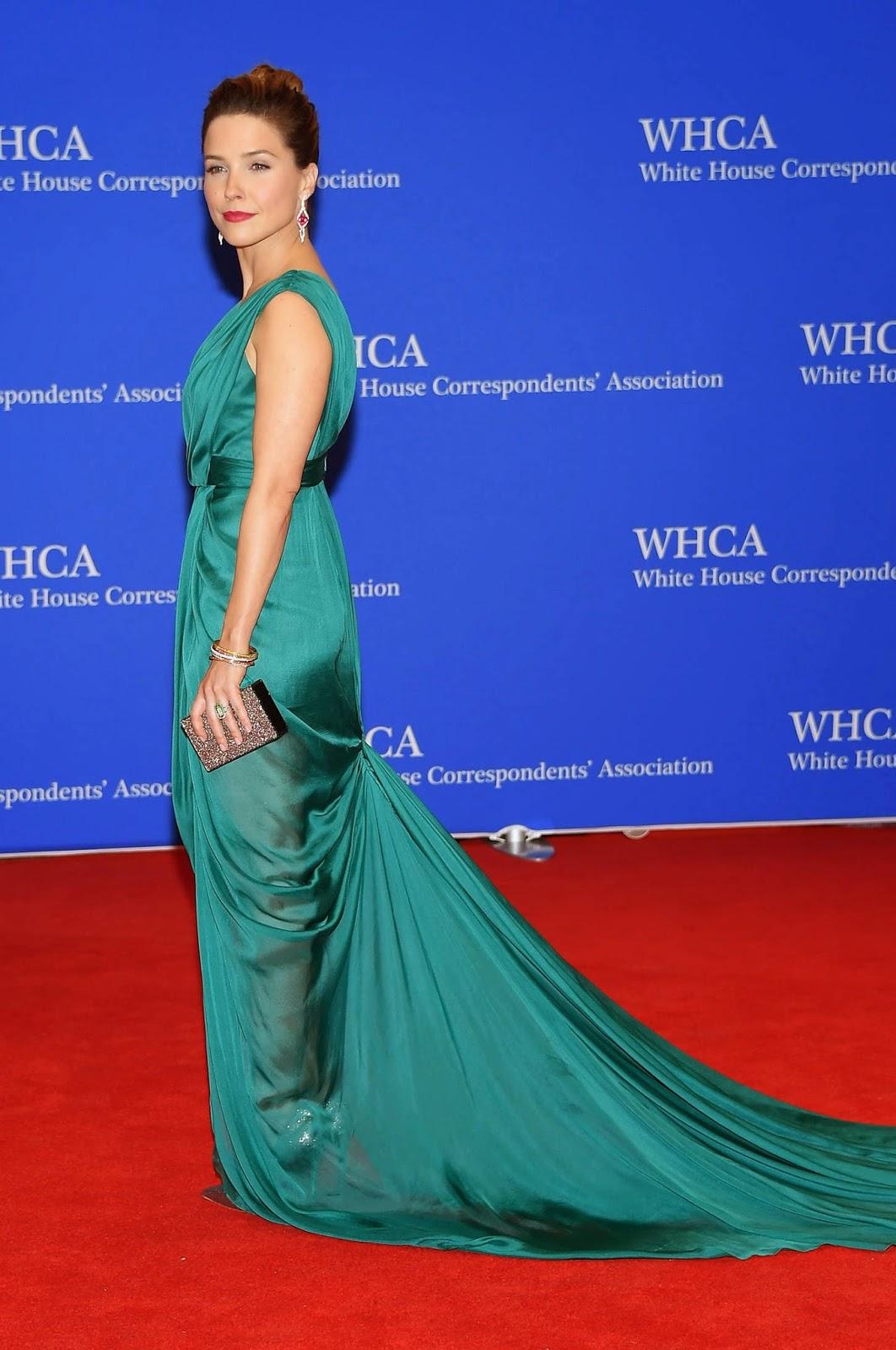 Sophia Bush – 101st Annual White House Correspondents' Association Dinner in Washington