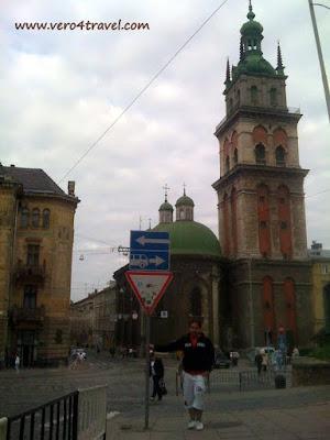 Iglesia y Catedral en Lviv