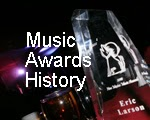 "New Mexico's Music ""MIC"" Awards History"