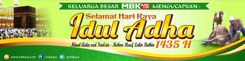 Banner Idul Adha Cdr Idul Adha H