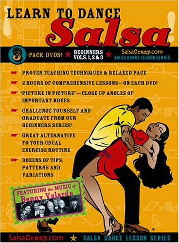 how to learn salsa alone