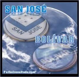 equipos bolivar san jose