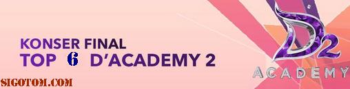 D academy 2 yang tampil 19 april 2015