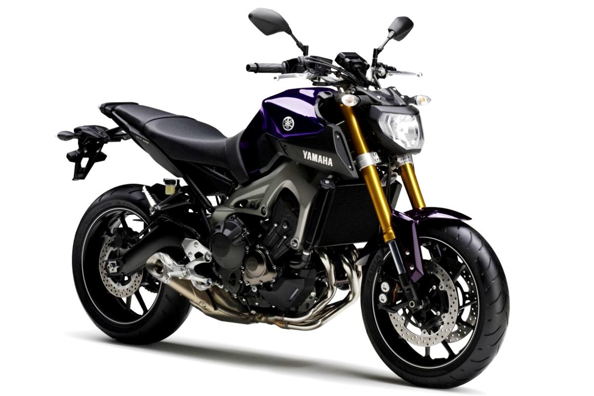 Yamaha MT-09. Majalah Otomotif Online