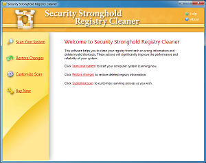 descarga de Registry Cleaner de Stronghold