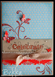 Outlined Occasions Birthday Card