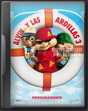 Alvin y las Ardillas 3 (TS Español Latino) (2011) (online)
