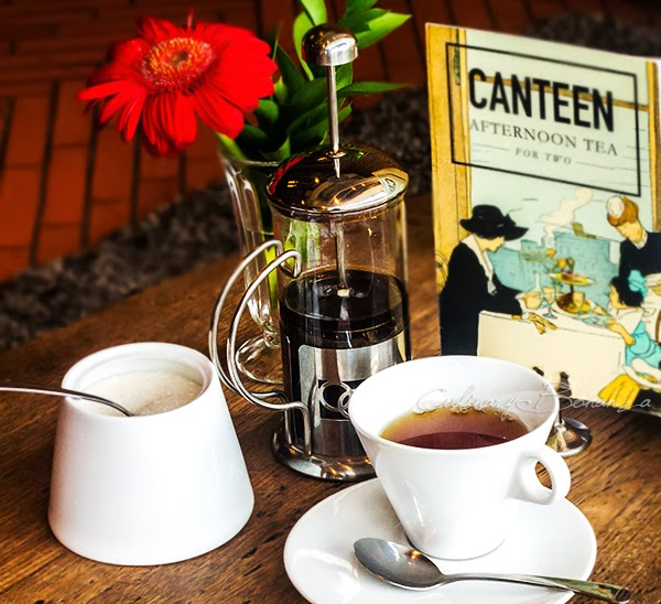Afternoon Tea for Two at Canteen Plaza Indonesia
