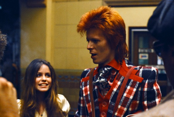 david bowie revolutionized the age of rock and roll But we were in a new era where we have rock and roll music, and david bowie was able to also tell you how rock and roll music should  bowie dropped out of sight and changed his sound yet again .